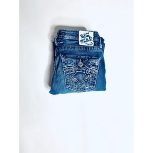 "BIG STAR ""Casey K"" Boot Jeans-28L"